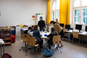 Corona: große Herausforderung für die Schulen, Eltern und vor allem Kinder