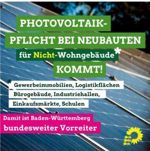 Das neue Klimaschutzgesetz für Baden-Württemberg kommt!