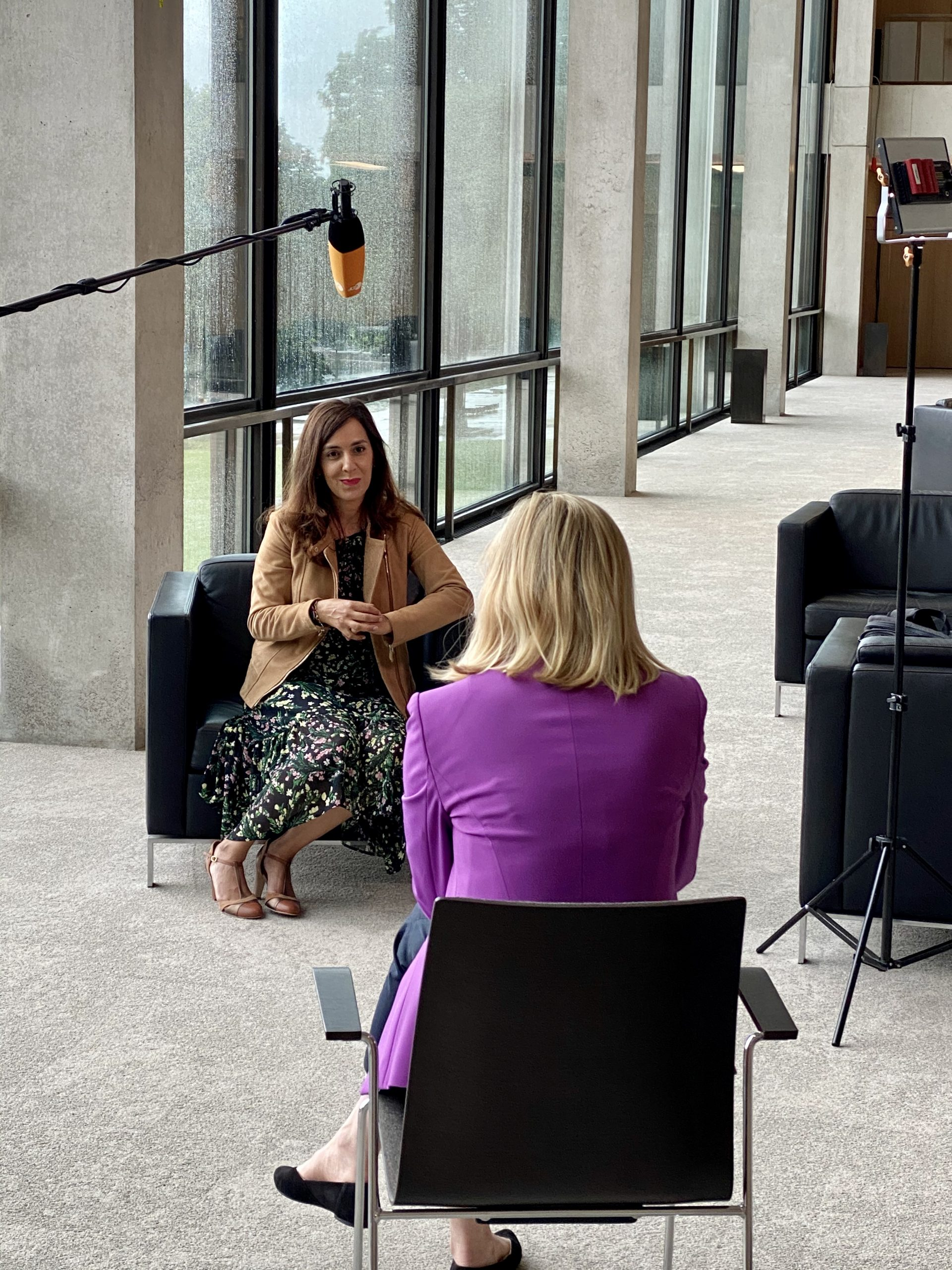 "ZDF ""heute journal"": Frauen in Parlamenten"