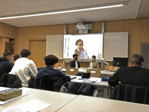 Pressemitteilung: Woche der Gemeinschaftsschule – Landtagsabgeordnete Nese Erikli diskutiert online mit Schüler*innen der Gebhardschule